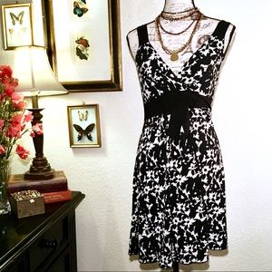 Body Central Floral Dress